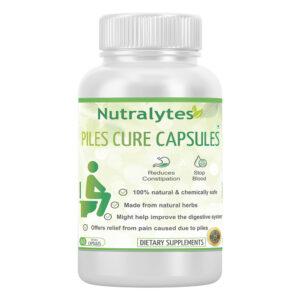 Piles Cure Capsules